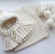 Работы для детей, handmade. Livemaster - original item Kit Soft Merino. Handmade.