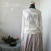 """Одежда ручной работы. Ярмарка Мастеров - ручная работа Блуза """"Дамаск"""". Handmade."""