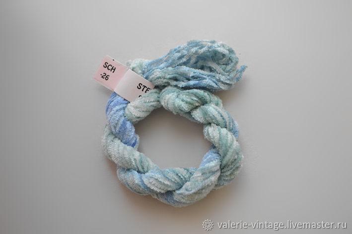 Silk chenille (no. №26), Thread, Moscow,  Фото №1