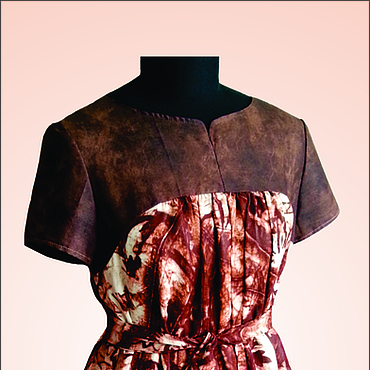 Одежда ручной работы. Ярмарка Мастеров - ручная работа Ржавчина сквозь время. Handmade.
