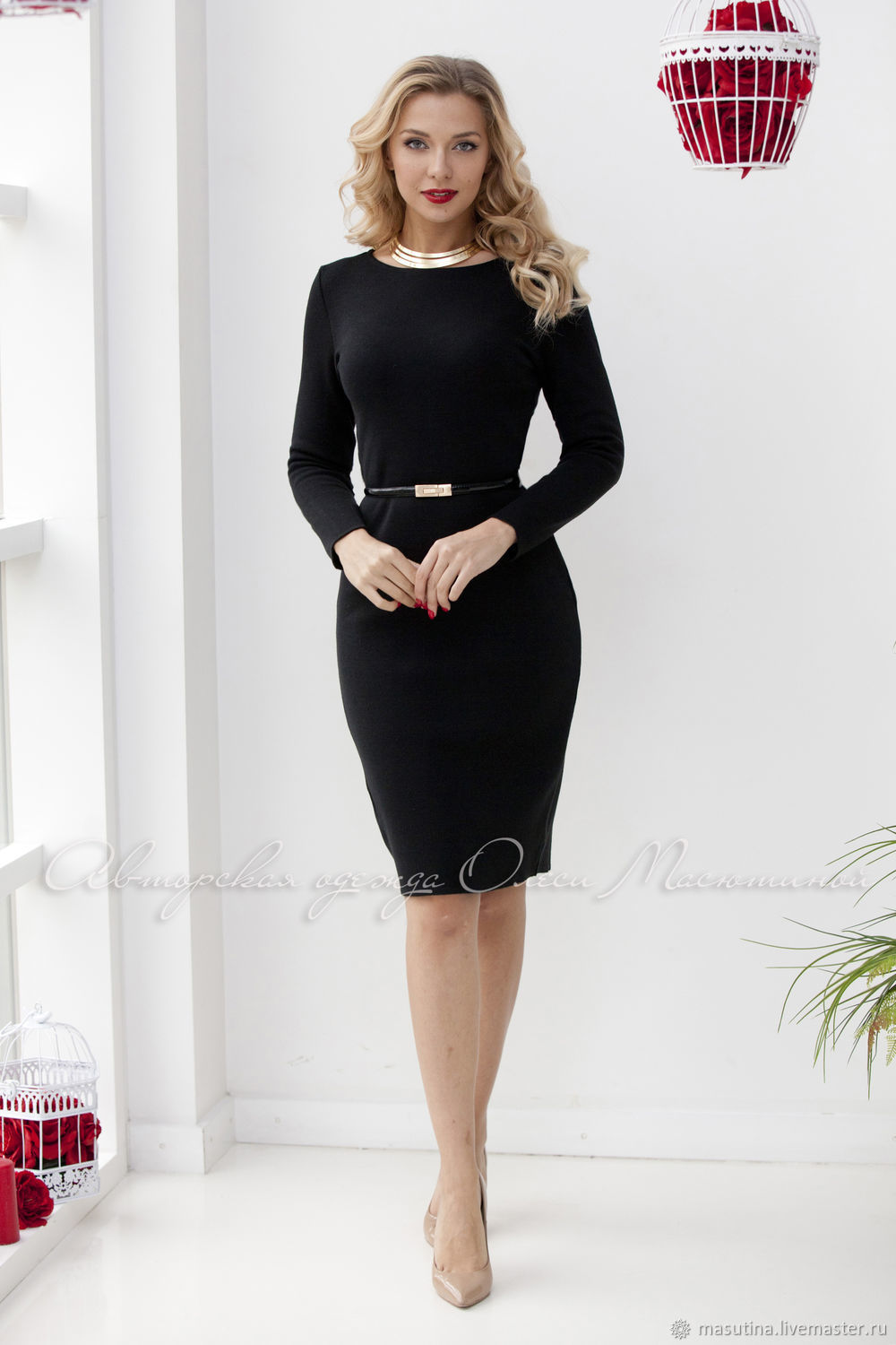 Dress in 'Basic black' for a super price, Dresses, St. Petersburg,  Фото №1