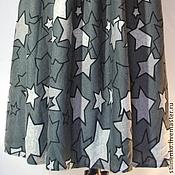 Одежда ручной работы. Ярмарка Мастеров - ручная работа Юбка звездочка. Handmade.