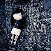 """Куклы и игрушки ручной работы. Ярмарка Мастеров - ручная работа Авторская кукла """"Ворон"""". Handmade."""