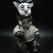 Куклы и игрушки ручной работы. Ярмарка Мастеров - ручная работа Кузьмич. Handmade.