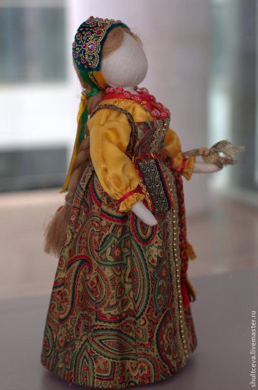 """Народные куклы ручной работы. Ярмарка Мастеров - ручная работа. Купить Коллекционная кукла   """"Весна.Мечты"""". Handmade. Интерьерная кукла"""