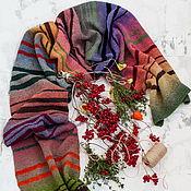 Аксессуары handmade. Livemaster - original item Scarf knitted from 100% wool