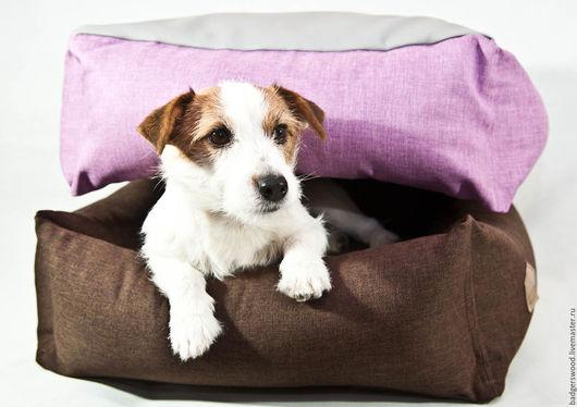 Аксессуары для собак, ручной работы. Ярмарка Мастеров - ручная работа. Купить Лежак для домашних животных. Handmade. Собака, лежак для кошки
