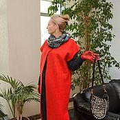 Одежда ручной работы. Ярмарка Мастеров - ручная работа Валяный жилет Страсть. Handmade.