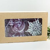 Косметика ручной работы handmade. Livemaster - original item Christmas gift set handmade soap gift 2020. Handmade.