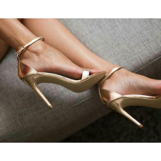 """Обувь ручной работы. Ярмарка Мастеров - ручная работа. Купить Босоножки ручной работы ''Луиза"""". Handmade. Обувь, босоножки"""