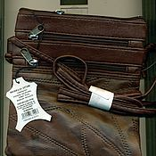 Сумки и аксессуары ручной работы. Ярмарка Мастеров - ручная работа Маленькая сумочка из натуральной кожи. Handmade.