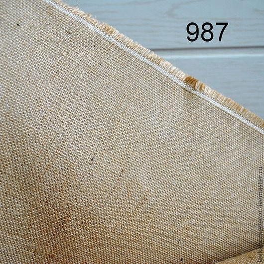 Мешковина №987 натуральная 55х50см