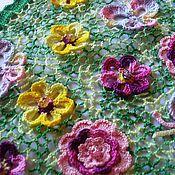 Работы для детей, ручной работы. Ярмарка Мастеров - ручная работа Летняя косынка. Handmade.