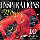 австралийский `INSPIRATIONS` Issue 85 со статьёй и МК по моему браслету `Imperial` Журнал продаётся в 70ти странах мира и выходит 4 раза в год. Заказать можно на сайте издательства.