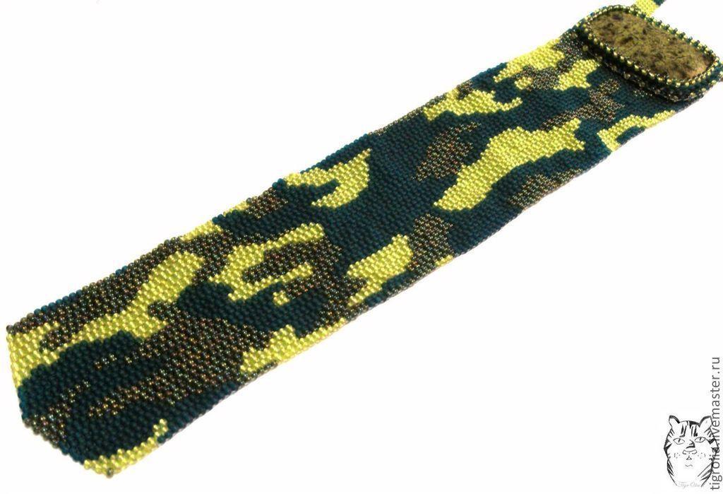 Tie 'Camouflage', Ties, Stupino,  Фото №1