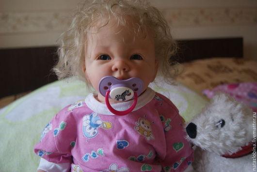 Куклы-младенцы и reborn ручной работы. Ярмарка Мастеров - ручная работа. Купить кукла реборн Лукерья 6. Handmade.