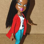Куклы и игрушки ручной работы. Ярмарка Мастеров - ручная работа Одежда для Барби, Disney, Братц. Handmade.