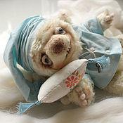 Куклы и игрушки ручной работы. Ярмарка Мастеров - ручная работа зубастый сплюх Василий. Handmade.