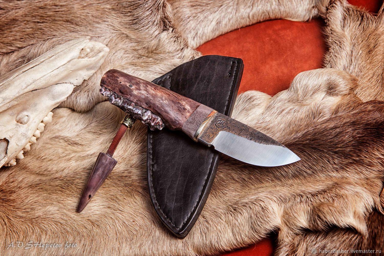 """""""Oystein""""  нож ручной работы, Ритуальный нож, Кимры,  Фото №1"""