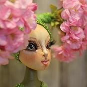 Куклы и игрушки ручной работы. Ярмарка Мастеров - ручная работа Интерьерная кукла Сакура.. Handmade.