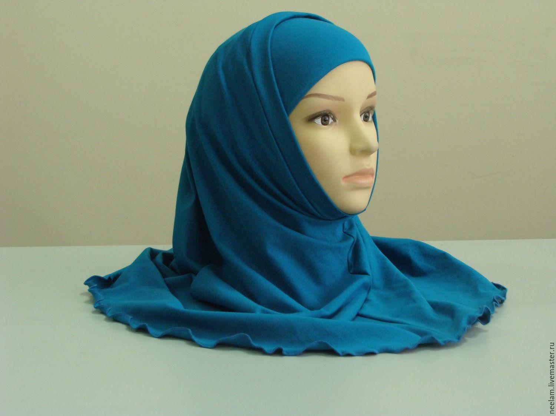 Из чего сшить хиджаб 29
