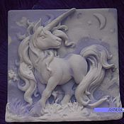 Косметика ручной работы handmade. Livemaster - original item Handmade soap Magical unicorn in a gift box. Handmade.
