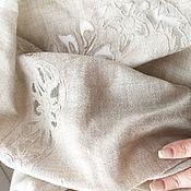 Аксессуары ручной работы. Ярмарка Мастеров - ручная работа Тончайший Палантин из 100% итальянской шерсти. Handmade.