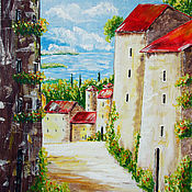 Картины и панно handmade. Livemaster - original item The painting as a gift to