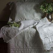 Винтаж handmade. Livemaster - original item Antique bedroom set. Handmade.
