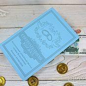 Сувениры и подарки handmade. Livemaster - original item Wooden banknote