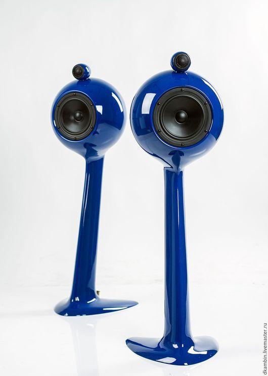 Духовые инструменты ручной работы. Ярмарка Мастеров - ручная работа. Купить Сферическая акустическая система. Handmade. Колонки, музыка, звук