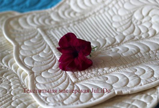 Текстиль, ковры ручной работы. Ярмарка Мастеров - ручная работа. Купить салфетки сервировочные. Handmade. Бежевый, скатерть, для кухни