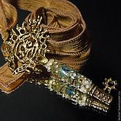 Украшения ручной работы. Ярмарка Мастеров - ручная работа Ключ от подводных сокровищ - кулон лэмпворк. Handmade.