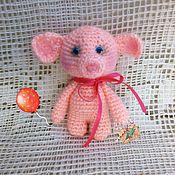 Куклы и игрушки ручной работы. Ярмарка Мастеров - ручная работа Свиненок. Handmade.