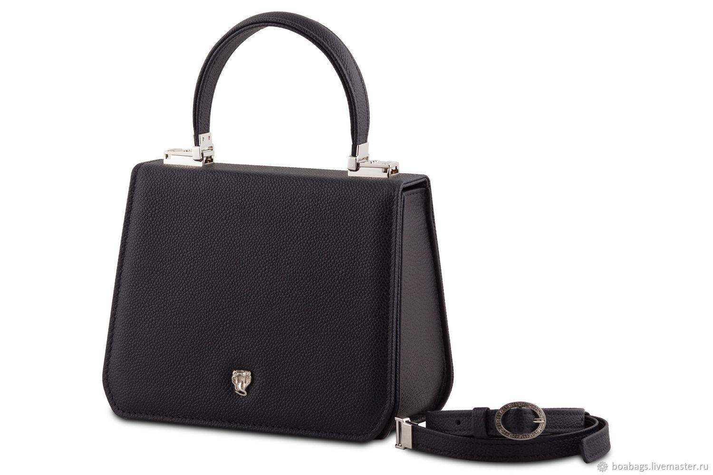 Leather bag small. Ainalhai collection, Crossbody bag, Nizhny Novgorod,  Фото №1