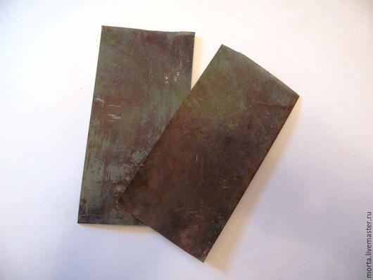 Другие виды рукоделия ручной работы. Ярмарка Мастеров - ручная работа. Купить Мельхиор листовой 1 - 4  мм.. Handmade.