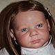 Куклы-младенцы и reborn ручной работы. Ярмарка Мастеров - ручная работа. Купить Камила. Handmade. Тёмно-бирюзовый, Виниловая заготовка