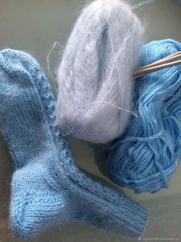 Мягкие, теплые и очень красивые носочки для всех, Носки, Магнитогорск,  Фото №1
