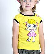Работы для детей, handmade. Livemaster - original item Thermal print t-shirts. Handmade.