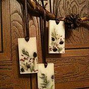 """Ароматическое саше ручной работы. Ярмарка Мастеров - ручная работа Флорентийское ароматическое саше """"Balsam Cedar"""". Handmade."""