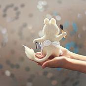 Куклы и игрушки ручной работы. Ярмарка Мастеров - ручная работа Муми-мама. Handmade.
