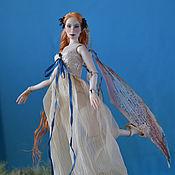 """Куклы и игрушки handmade. Livemaster - original item Miniature porcelain ball jointed doll """"Ignis"""".. Handmade."""