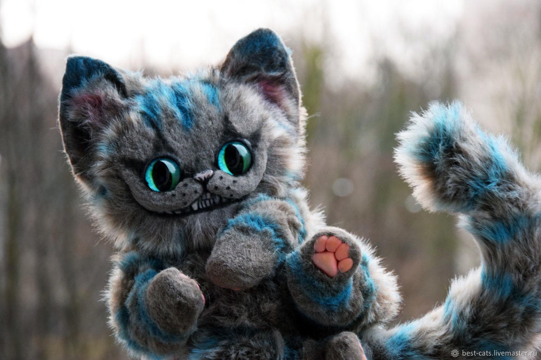 Чеширские котики, Мягкие игрушки, Санкт-Петербург,  Фото №1