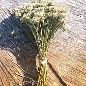 Фен-шуй и эзотерика handmade. Livemaster - original item Yarrow grass is dry. Handmade.