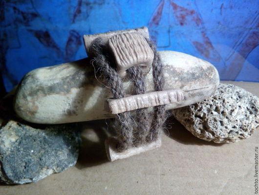 """Браслеты ручной работы. Ярмарка Мастеров - ручная работа. Купить Браслет """"Верблюжий камень"""". Handmade. Каменный век, браслет на руку"""