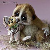 Куклы и игрушки ручной работы. Ярмарка Мастеров - ручная работа Лори валяный. Handmade.