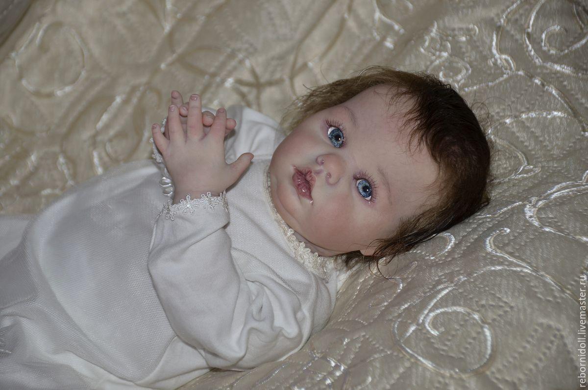 cac16ad99158 Baby Dolls   Reborn Toys handmade. Livemaster - handmade. Buy Doll reborn  Chanel 2 ...