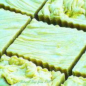 Мыло ручной работы. Ярмарка Мастеров - ручная работа Хозяйственное твёрдое мыло «Чистюля» с горчицей. Handmade.
