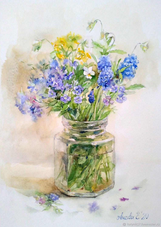 Field bouquet, Pictures, Cheboksary,  Фото №1