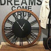 Для дома и интерьера ручной работы. Ярмарка Мастеров - ручная работа Часы LOFT WATCH. Handmade.